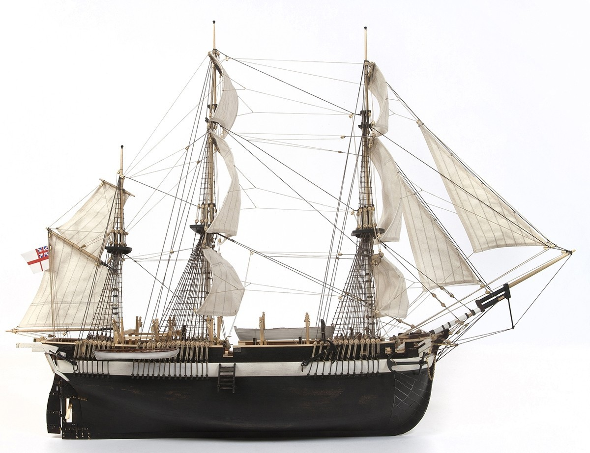 Buy Wooden Ship Kits Wood Model Ship Kits Ages Of Sail