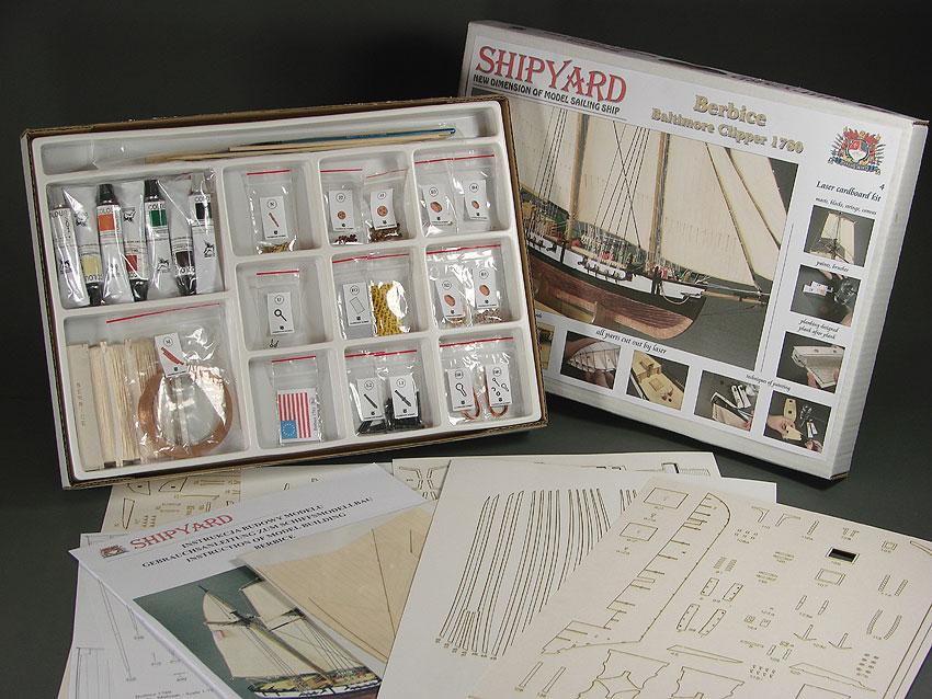 Laser Cardboard Kits (ZL Line)