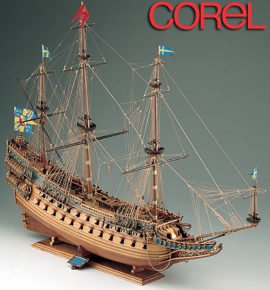 Corel Ship Kits