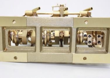 Steam Engine T3dr Saito