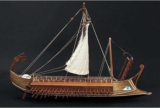 Roman Tireme (CCV Models 1:72)