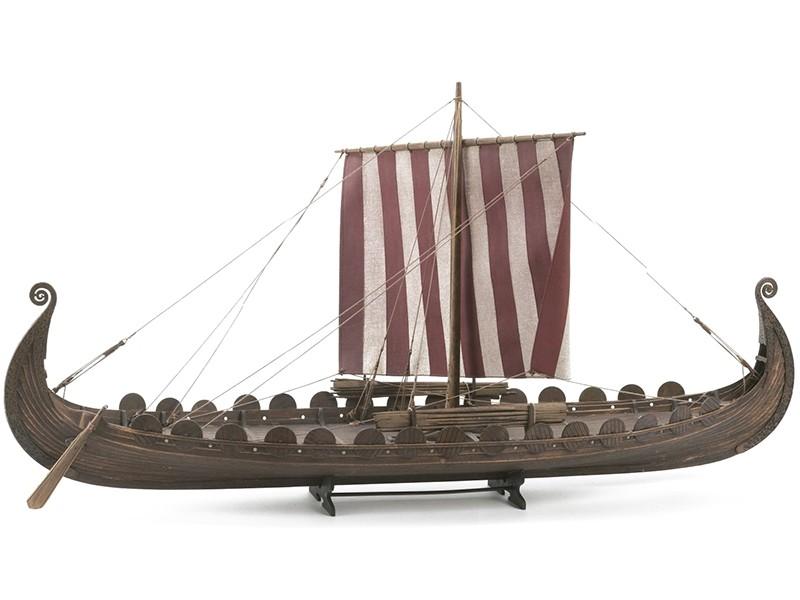 Oseberg Viking Ship (Billing Boats 1:25)