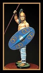 Celtic Warrior Figurine (Amati)