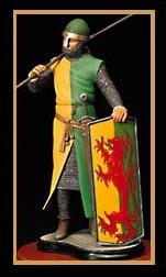 Brenton Sergeant Figure (Amati)
