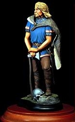 Anglo Saxon Warrior Figure (Amati)