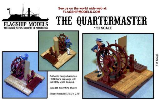 The Quartermaster (Flagship, 1:32)