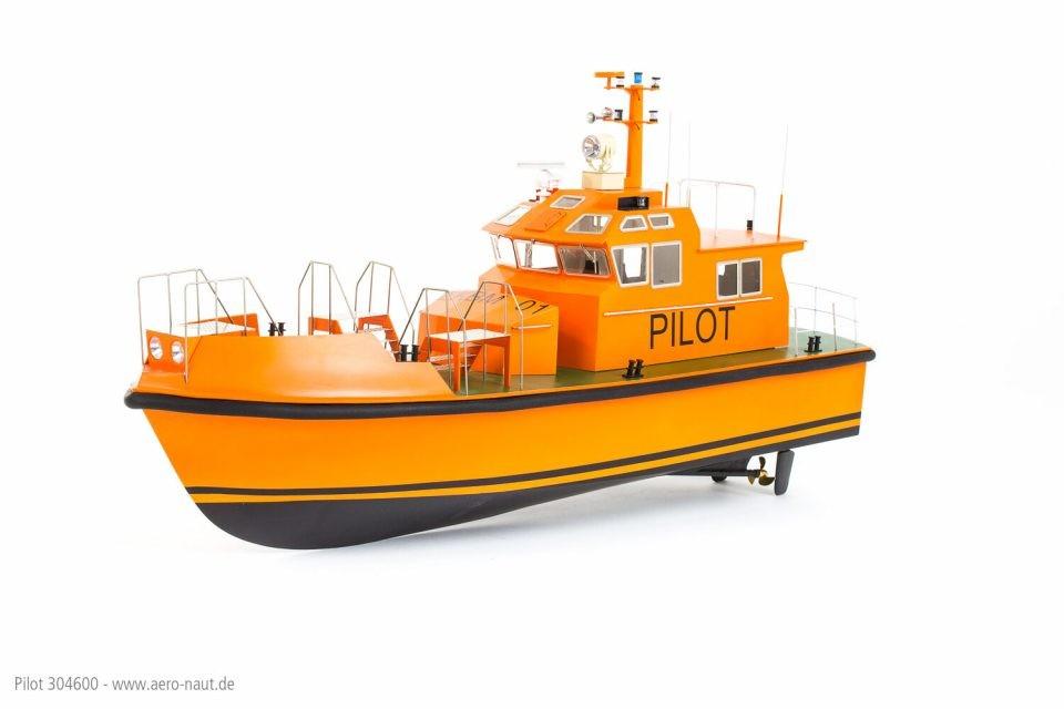 Pilot Boat (Aero-naut, 1:25)