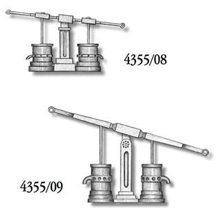 Metal Double Pump 18mm (AM4355/09)