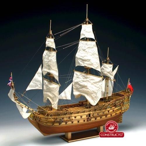 HMS Prince (Constructo 1:61)