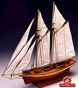 Carmen Spanish Schooner (Constructo 1:80)