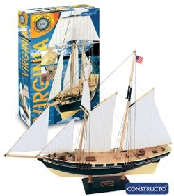 Virginia Entry Level Ship Kit (Constructo)