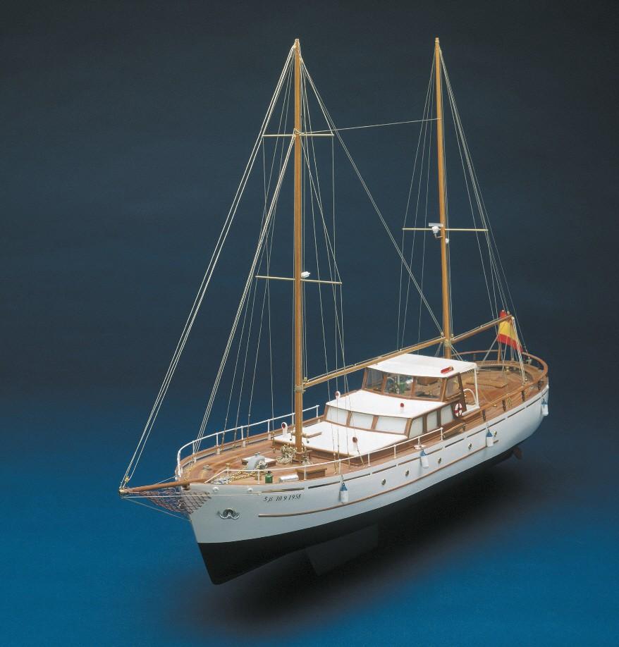Bruma Fishing Boat (Mantua 1:45)