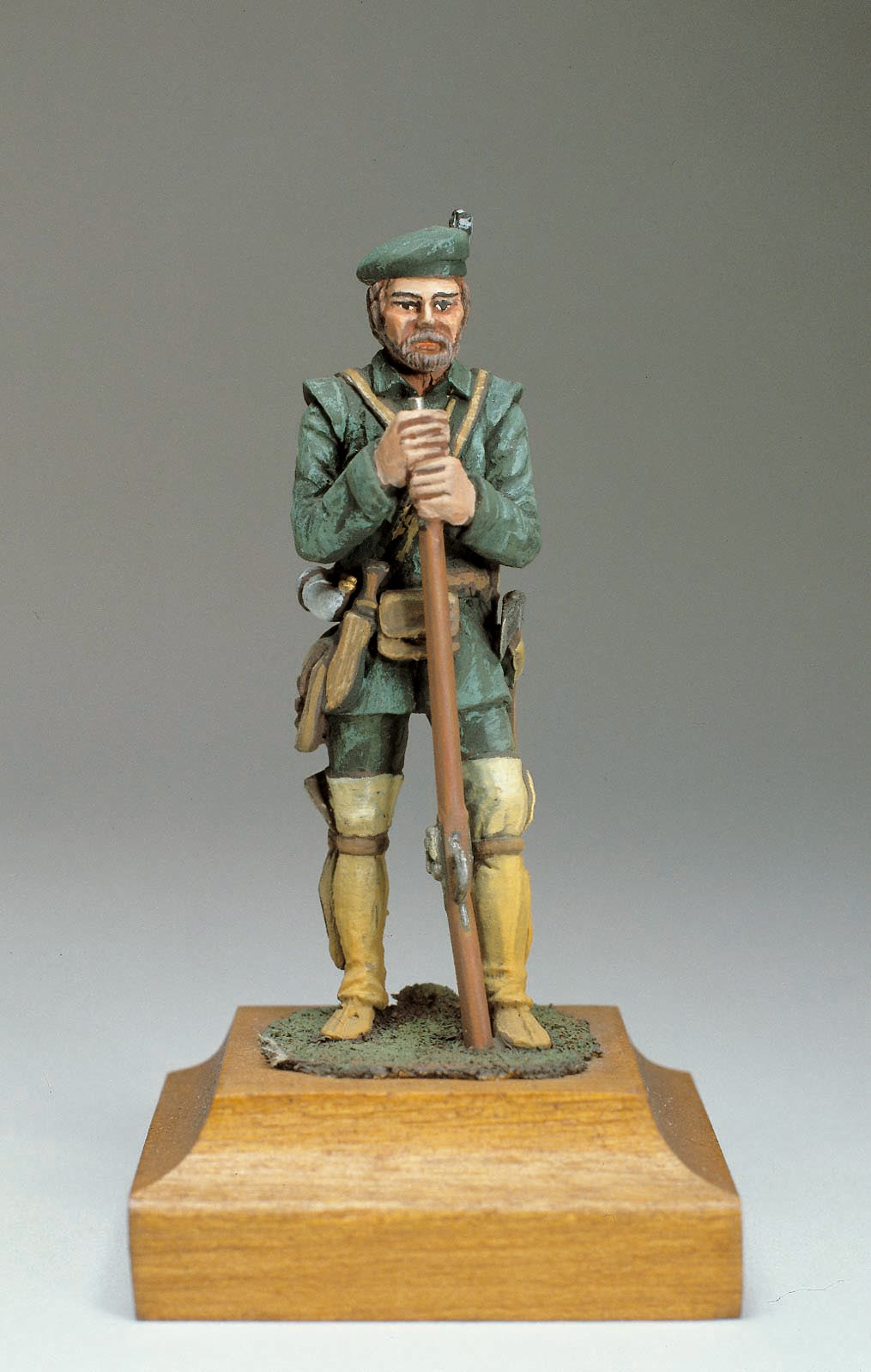 Roger's Ranger Figurine - America (Amati)