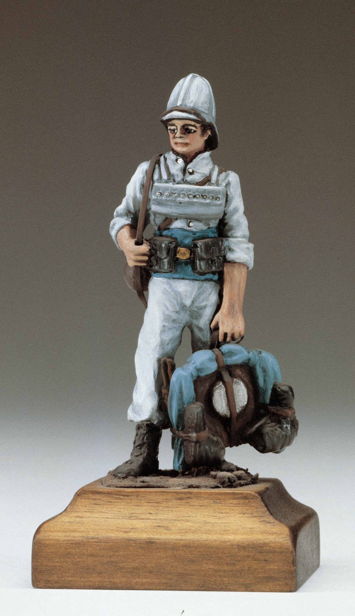 Foreign Legion Figurine, 1900 (Amati)