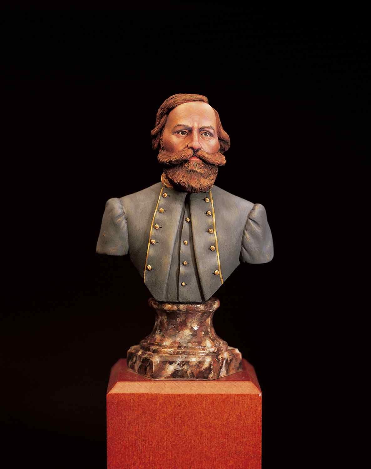 General Jeb Stuart Bust (Amati)