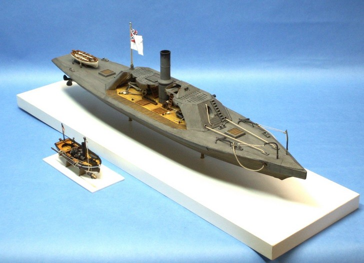 CSS Albemarle (Cottage Industry 1:96)