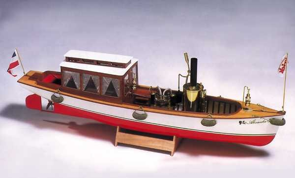 Alexandra w/o Steam Engine (Krick 1:10)
