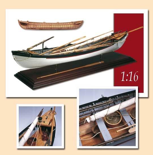 AM1440 Amati Whaleboat Baleniera