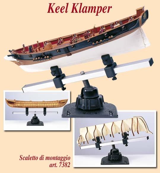Keel Klamper (Amati)