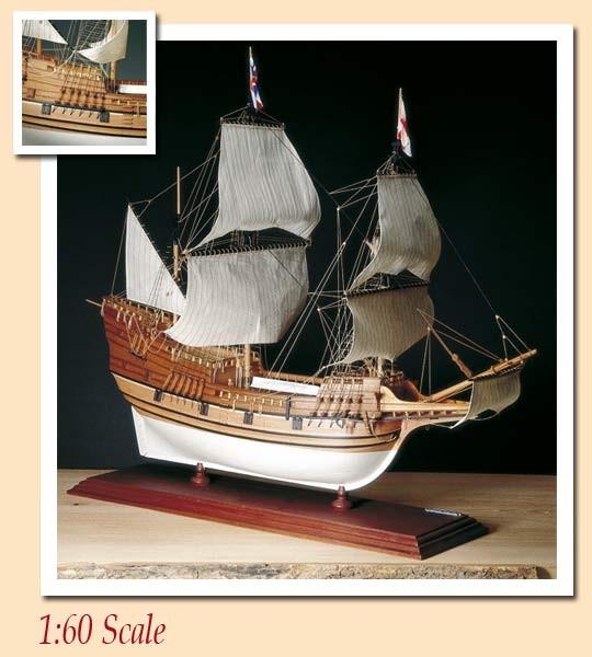 Mayflower (Amati, 1:60)
