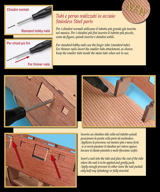 Nail Nailer Tool (Amati)