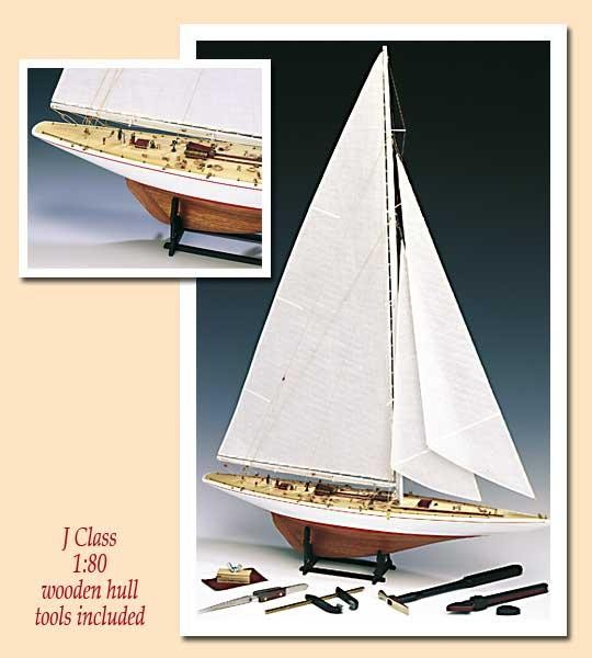 Combo Set #2 - Rainbow Model Boat Kits