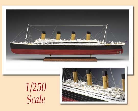AM1606 Amati Titanic