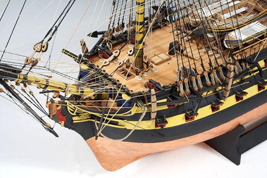 HMS Vanguard (Amati, 1:72)