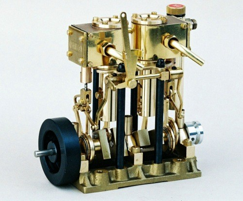 T2DR Steam Engine