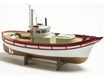 Monterey Fishing Boat (Billing Boats 1:20)