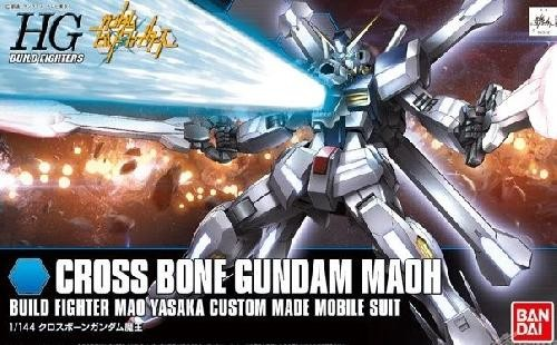 Cross Bones Gundam Kit (BAN189510)