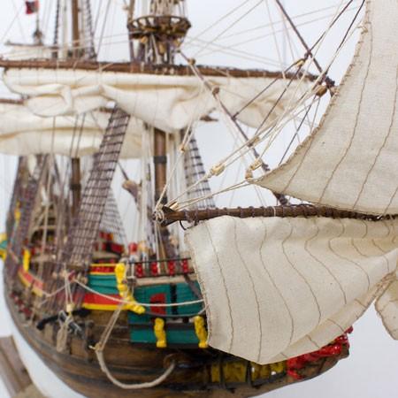 Sail Kit for Batavia (Kolderstok)