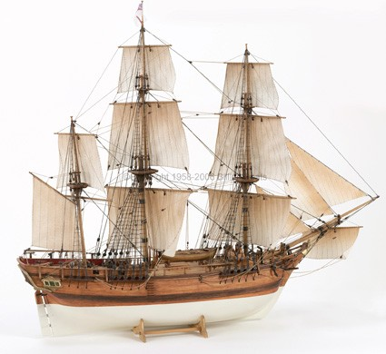 HMS Bounty (Billing Boats, 1:50)
