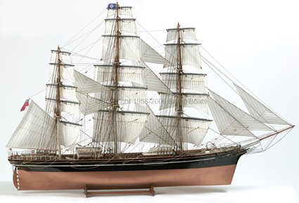Cutty Sark (Billing Boats, 1:75)