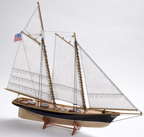 America (Billing Boats, 1:72)