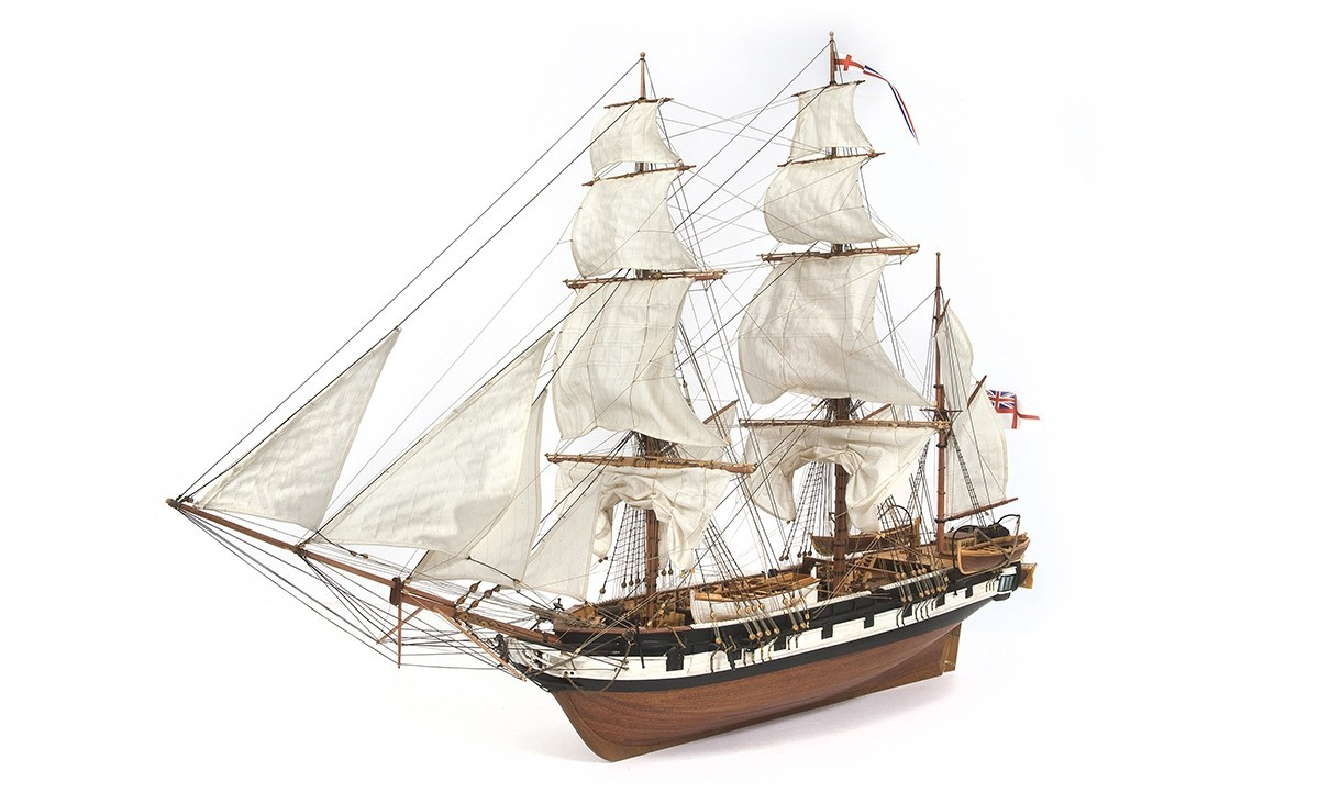 HMS Beagle Deluxe Combo Set (OcCre 1:60)