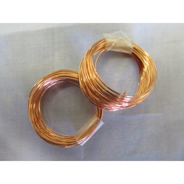 Copper Wire (.5mm, Billing Boats)