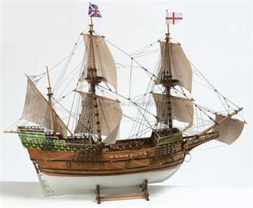 Mayflower (Billing Boats, 1:60)