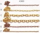 Amati Brass Chain (1mm, AM4360/02)