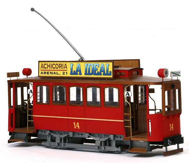 Cibeles Tram