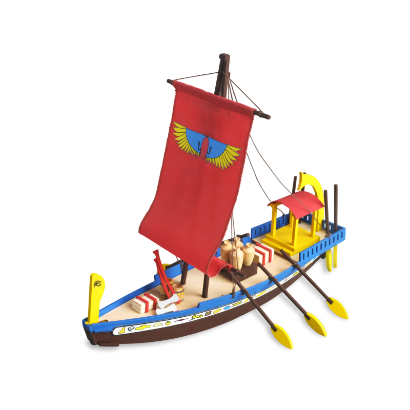 Cleopatra Egyptian Boat (Artesania Latina)
