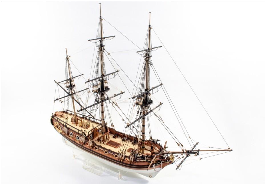 Royal Yacht Duchess of Kingston (Vanguard Models 1:64)