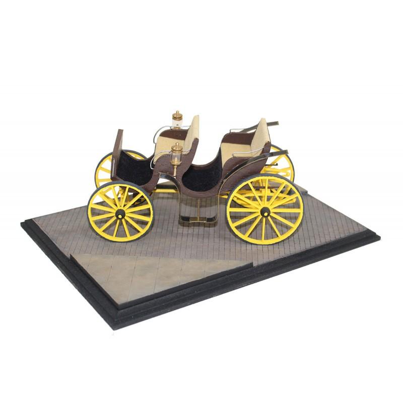 Faeton Siames Carriage Diorama (Disar 1:16)