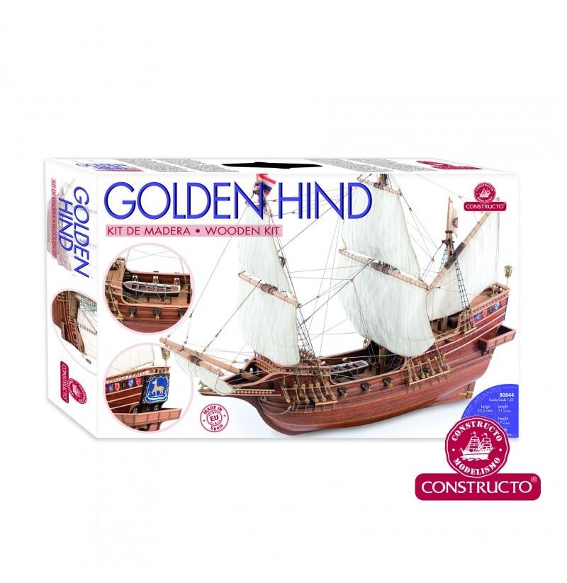 Golden Hind (Constructo 1:55)
