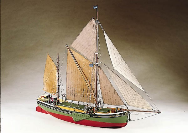 Will Everard (Billing Boats, 1:67)