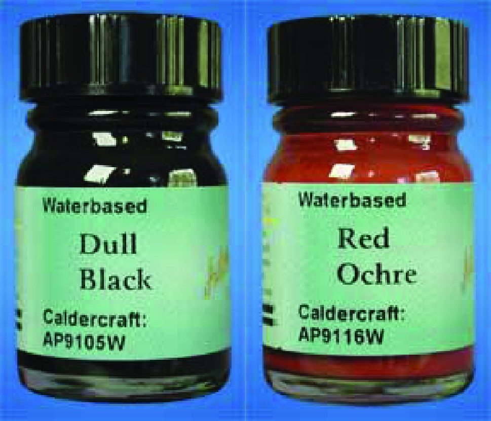 Paint Set for HM Brig Supply (Caldercraft)
