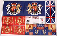 Sovereign of the Seas Flag set (AM5700/13)