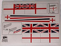 HMS Victory Flag set (AM5700/15)