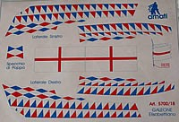 Elizabethan Galleon Flags (AM5700/18)