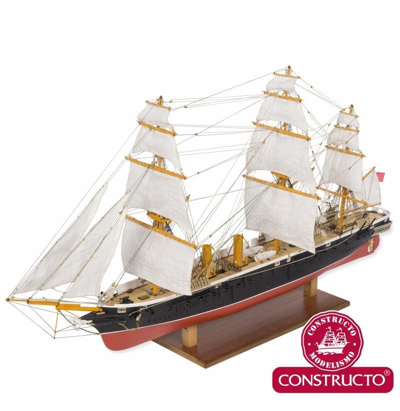HMS Warrior (Constructo 1:200)